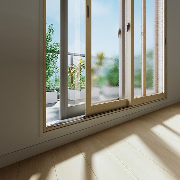 インプラス 断熱内窓 二重窓 リフォーム