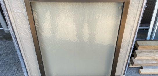 ガラス割れ替え 型ガラス