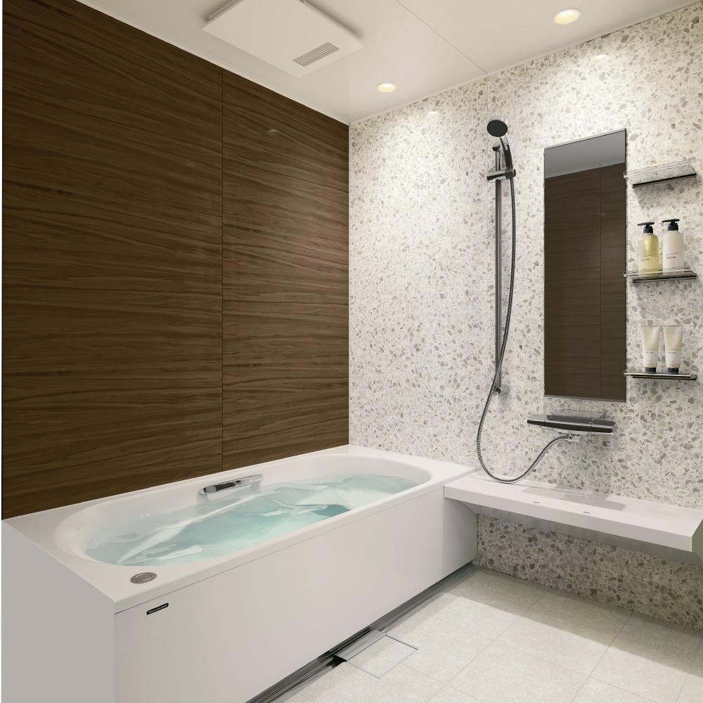 伸びの美浴室 ユニットバス リフォーム