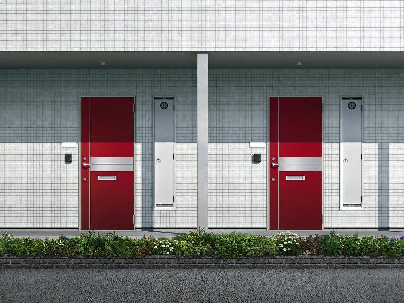 アパート用ドア 防火ドア