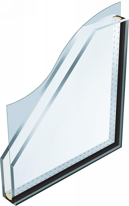 LOW-E複合ガラス窓