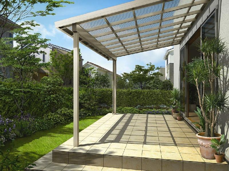 6TC型 テラス 屋根