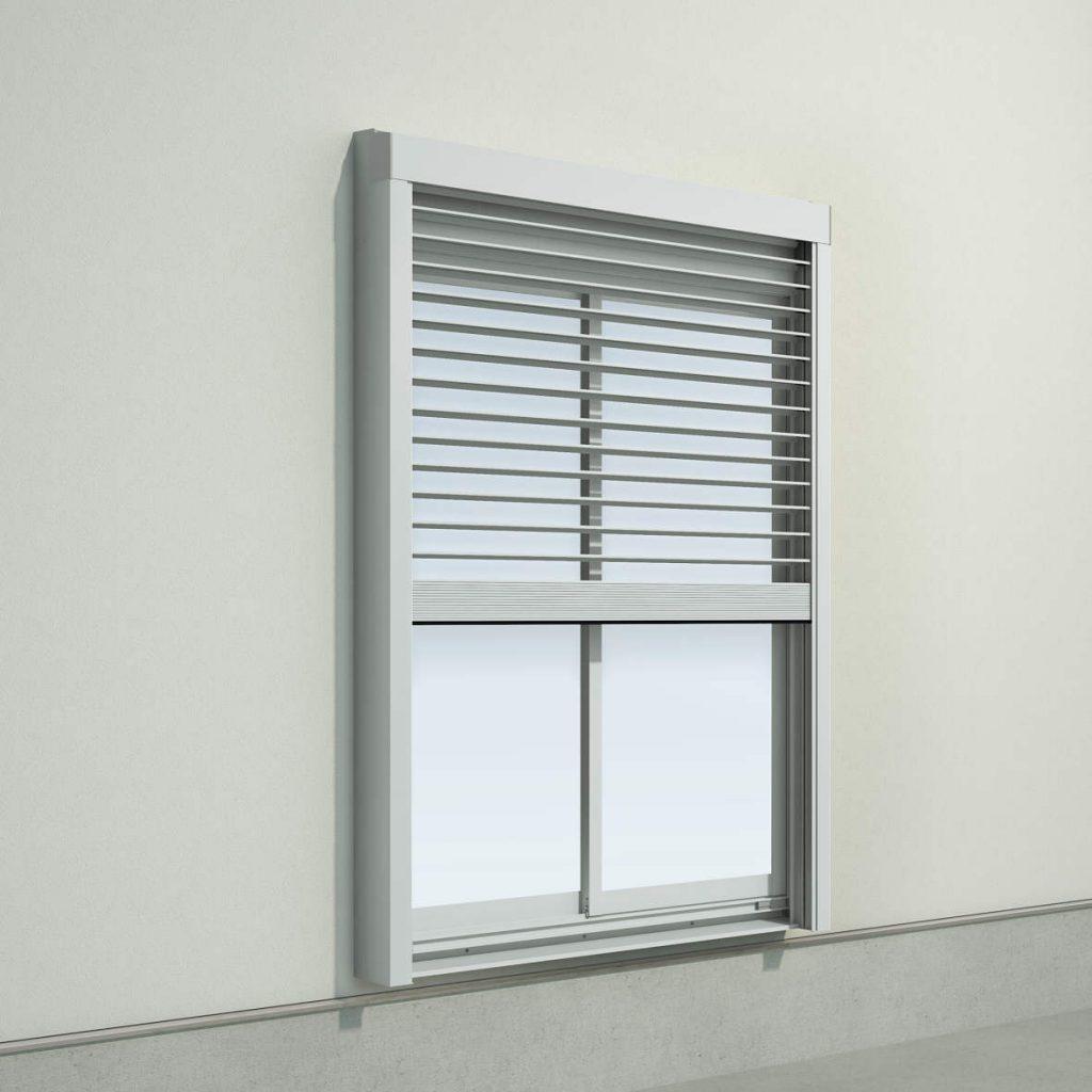 X-BLIND 窓 リフォーム 外付けブラインド