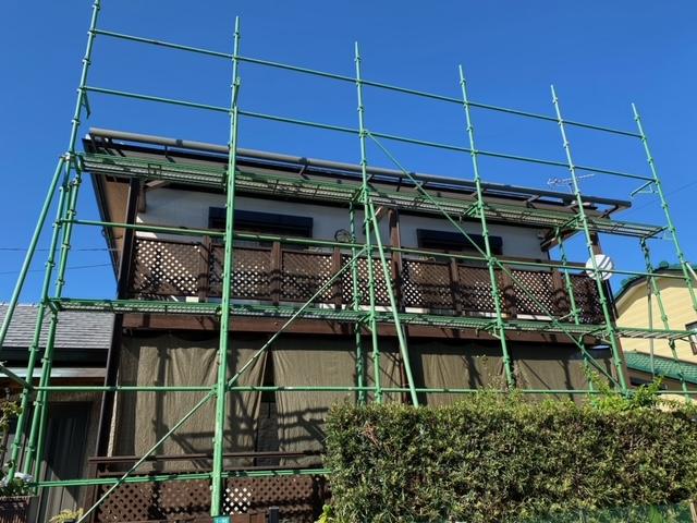 テラス屋根 修繕